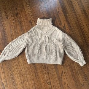 H&M Cable Knit Sweater | Size XS